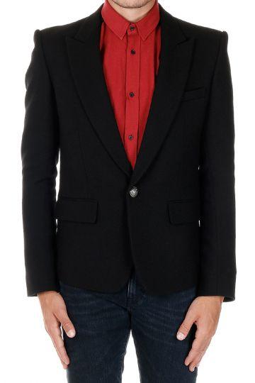 Single breasted Wool Blazer