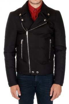 Padded Mixed Cotton jacket