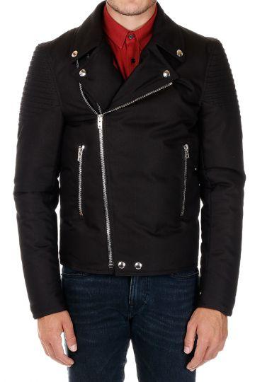 Padded Mixed Cotton jacket