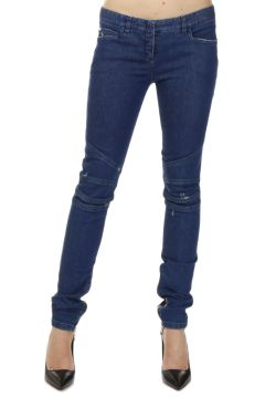 Stretch Denim 12 cm Jeans
