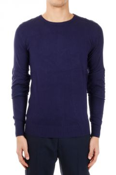 PIERRE BALMAIN Quilted Sweater