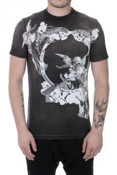PIERRE BALMAIN T-shirt in Jersey di Cotone
