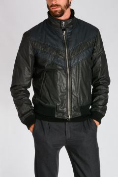 PIERRE BALMAIN Padded Cotton Blend Jacket