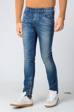 Jeans in Denim Stretch 15cm