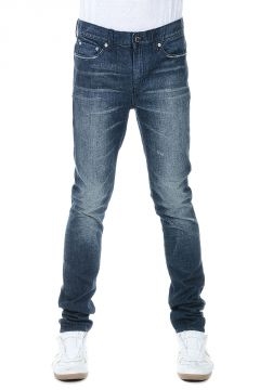 Stretch Denim Jeans 15cm
