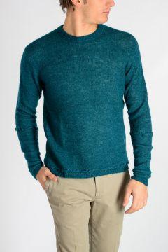 Crewneck Alpaca Blend Sweater
