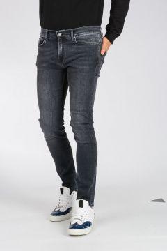 Jeans 25 SKINNY in Denim di Cotone Stretch 15 cm