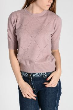 Cashmere Knitted Top