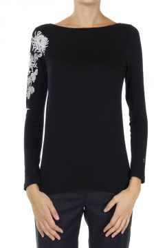Swaroski Embroidered Top
