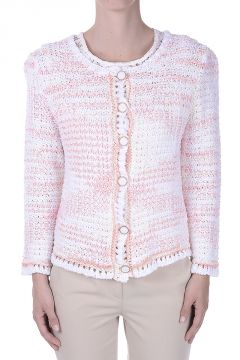 Knitted Cotton Jacket