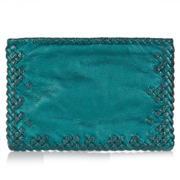 Tumbled Leather Pochette