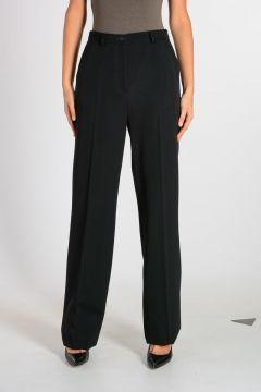 Wool High Waist Trouser