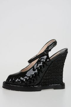 Patent Leather HANDY Wedges