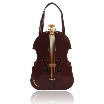 Leather VIOLINO Handbag