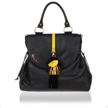 Leather Handbag Brera