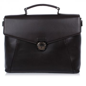 Leather Briefcase Small Size