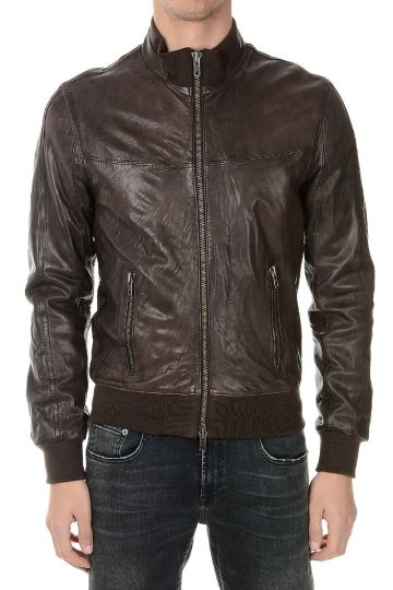 Leather JOHN Jacket