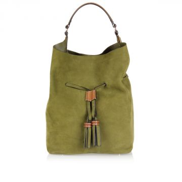 Leather SUSANNA Hobo Bag