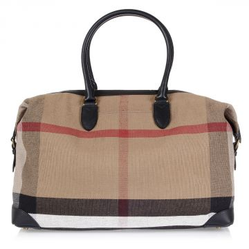 Checked KINGSWOOD Travel Bag