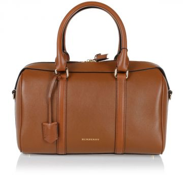 Leather ALCHESTER Bowling Bag