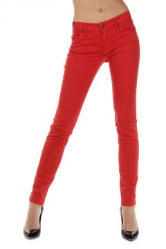 Cotton Stretch SKINNY Trousers