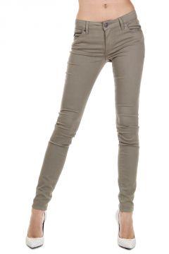 Pantalone Skinny fit SLATE GREEN