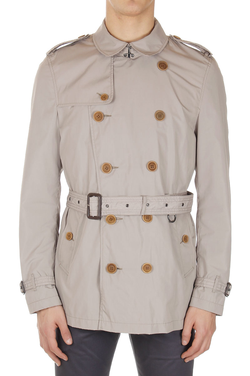 burberry trench outlet 5mmh  Trench KENSINGTON con Cintura