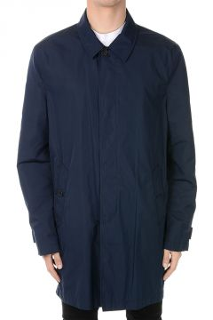 Nylon Blend Jacket trench