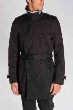 BURBERRY BRIT Trench in cotone