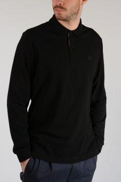 BRIT Cotton Long Sleeves Polo Shirt