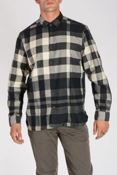 BURBERRY BRIT Checked shirt Cotton