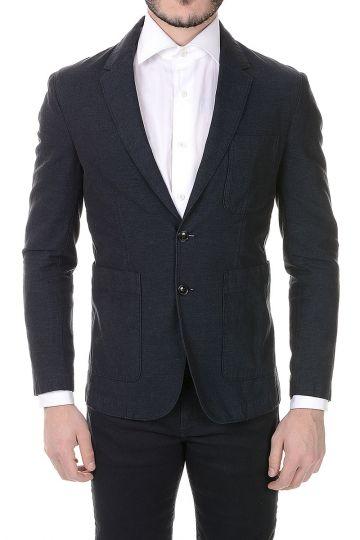 Cotton and Linen Blazer