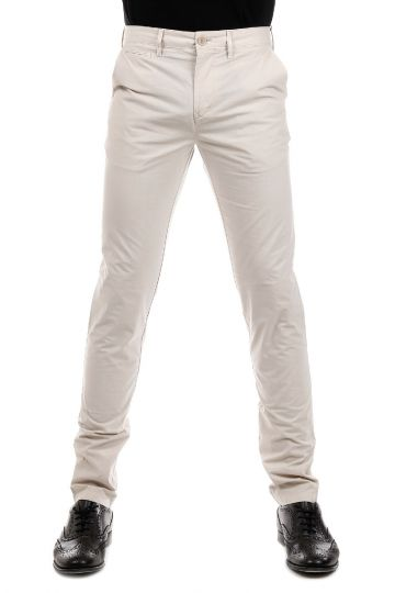 BRIT Pantalone Chino in Cotone Leggero