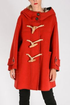 LONDON ENGLAND Wool Blend Coat