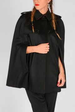 Cashmere Cloth Cape