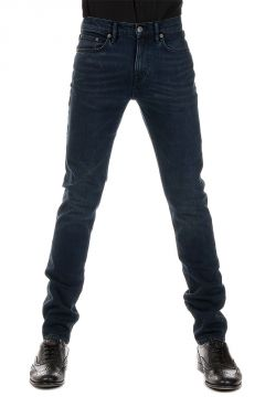Jeans in Denim Stretch Slim 16 cm