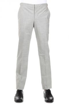 Pantaloni in Mohair Stretch