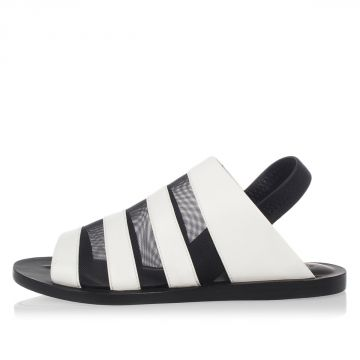 Band Leather Sandal