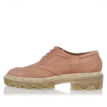 Leather NUBUCK Shoes