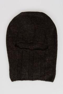 Wool and Alpaca Balaclava Hat