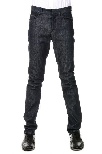 Jeans in Cotton 19 cm