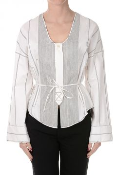 Cotton Silk Blouse