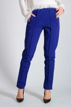 Pantalone con Zip alle Caviglie