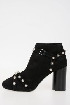 Ankle Boots Leather