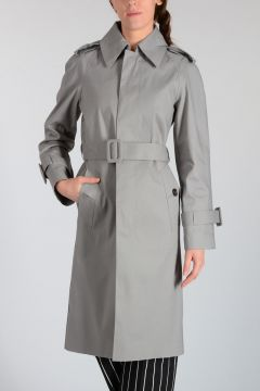 Cotton Coat Trench