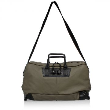 Coated Duffle Bag