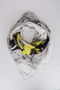 130x130cm Silk foulard