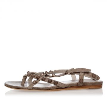 Leather ARENA Studded Sandals