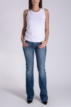 Stretch Cotton Top