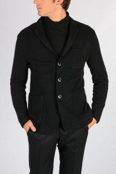 Wool Blend Knit TORCEO BRADO Blazer